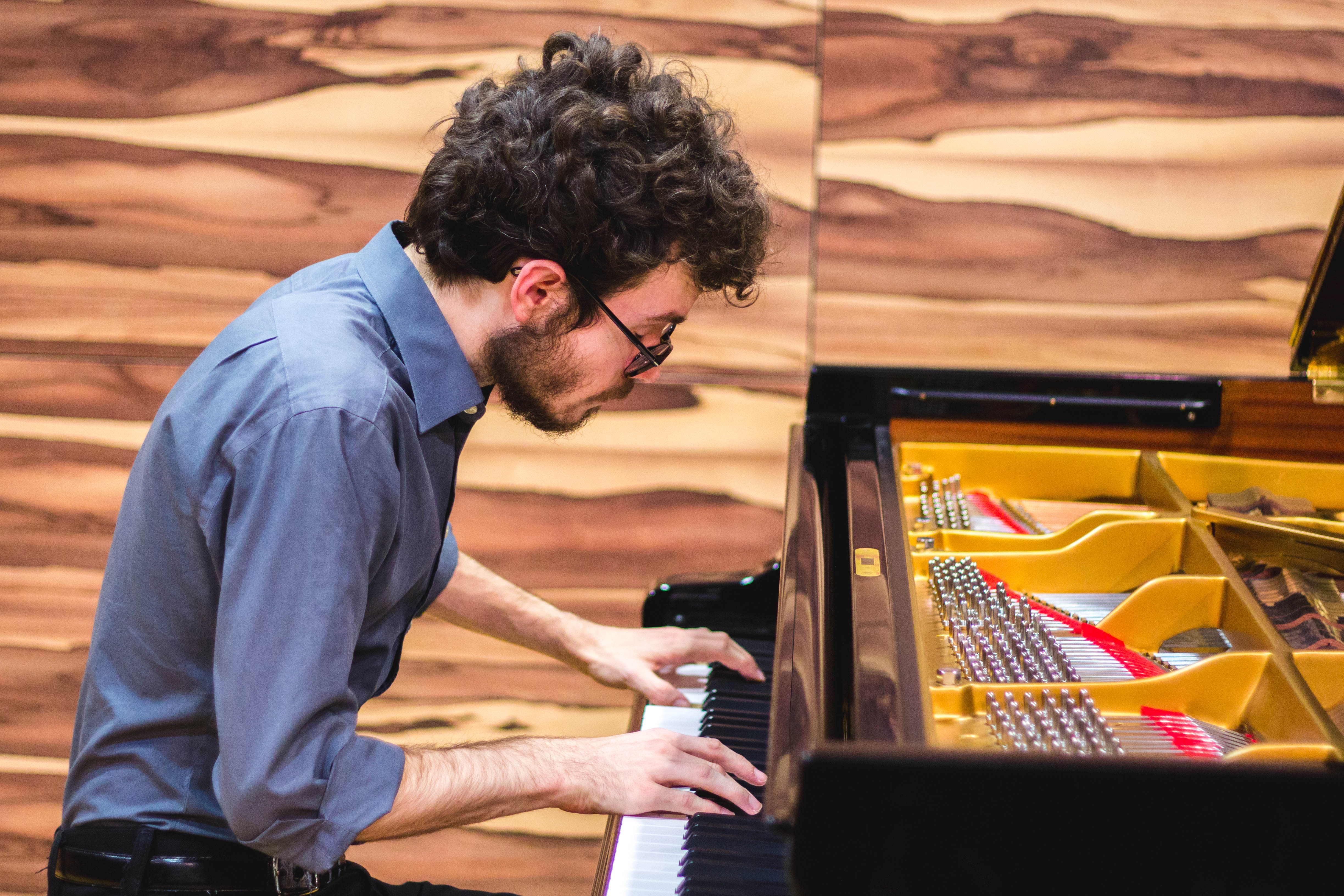Joshua Rupley Concert Hochschule für Musik Würzburg