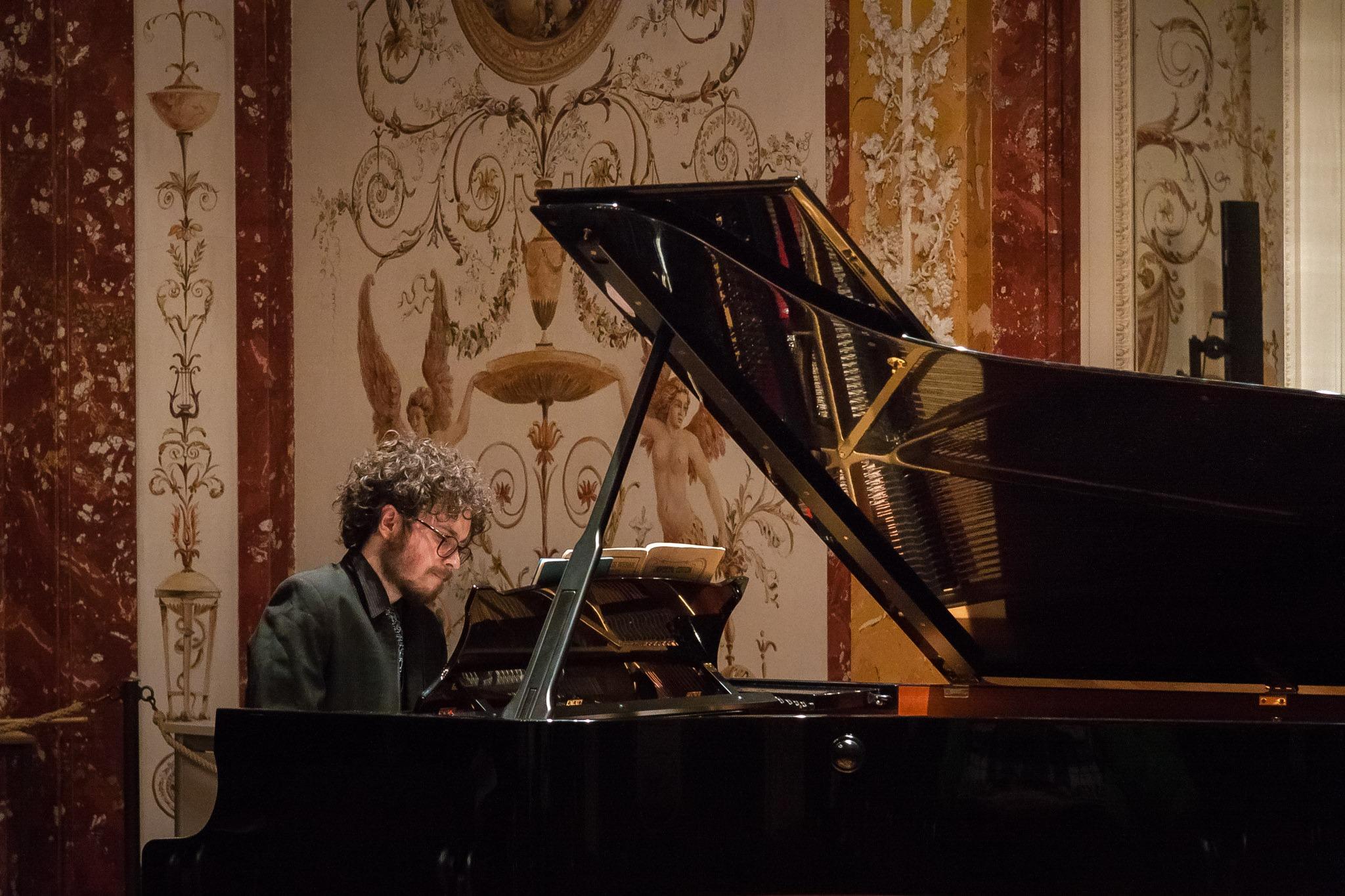 Joshua Rupley Piano Recital Klang Kartei Toskanasaal