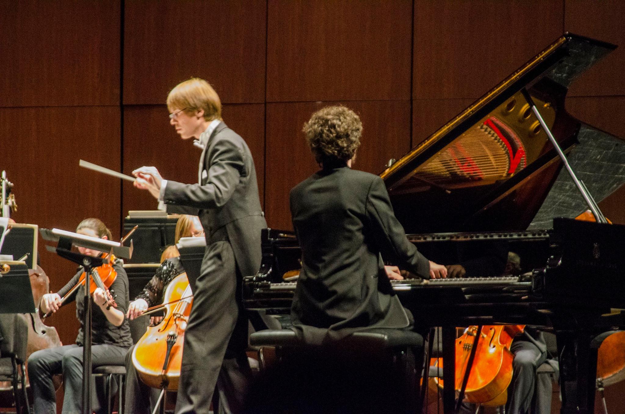 Joshua Rupley Finale Beethoven Concerto 3 Vladimir Kern NMPhil