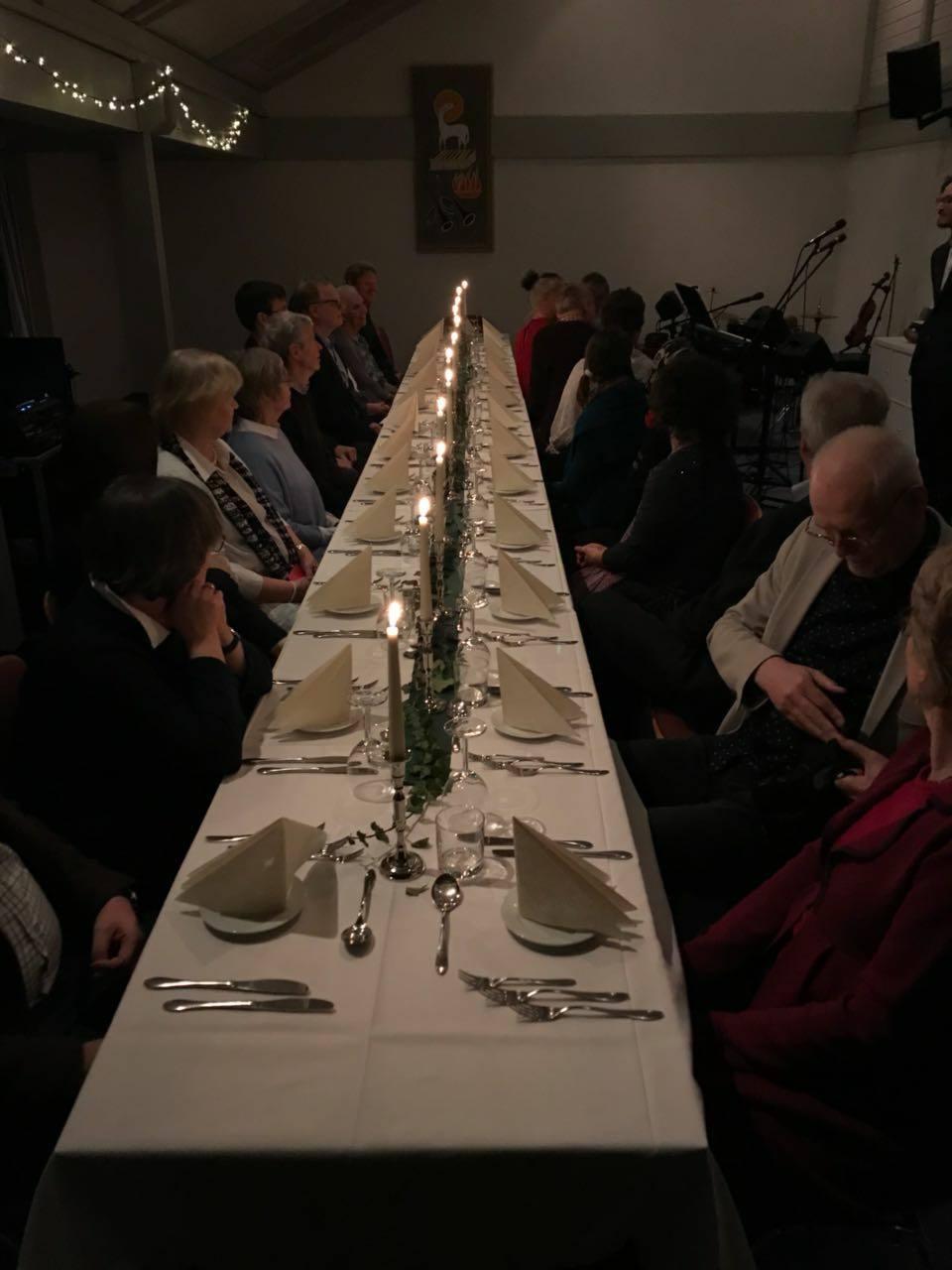 Festtafel Gala Dinner