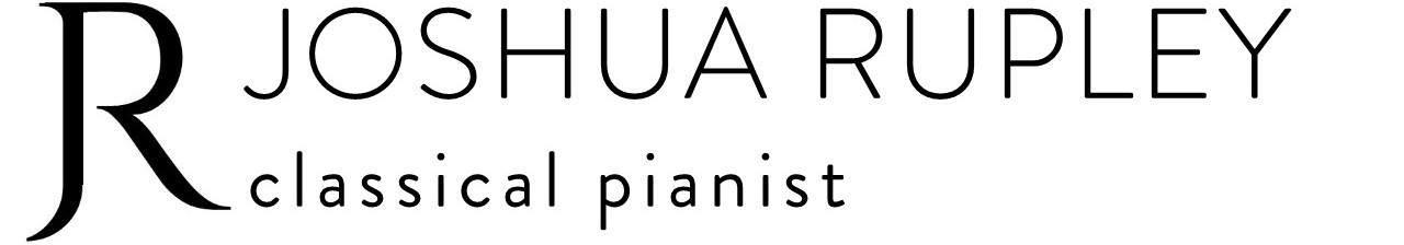 Joshua Rupley | klassischer Pianist